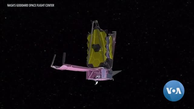 James Webb Telescope Prepping for Launch